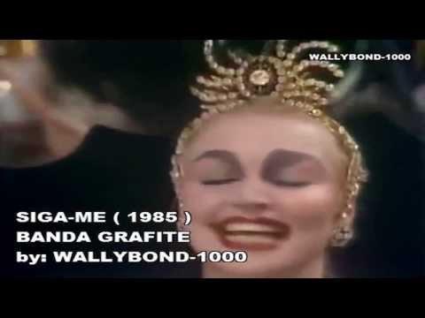 Baixar SIGA ME-BANDA GRAFITE-CLIPE-ANO 1985 ( HQ )