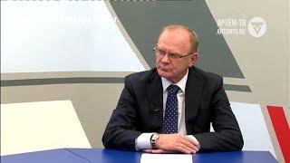 Прямой эфир с главой АГО Александром Авдеевым