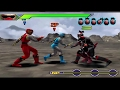 Sieu Nhan Game Play | Game siêu nhân cuồng phong | ninpu sentai harikenger phần 2