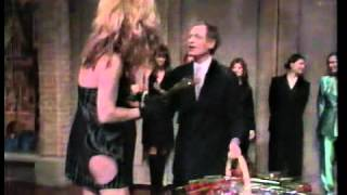 David Letterman-Beautiful Women Complaints about men-Howard Stern classic TV