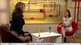 Entrevista con Tábata Jalil en Galería VIP