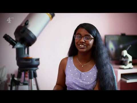 Child Genius S6 2019 Day 2 maths round Nishi