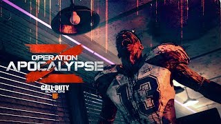 Black Ops 4 launching Operation Apocalypse Z