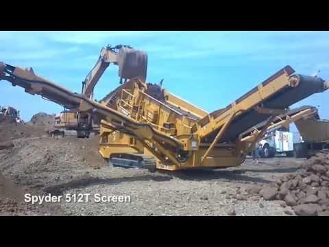 Spyder 512T Compilation