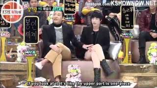 (ENG SUBS) Strong Heart YG Family Special EP123 part 1/8