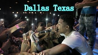 NBA YoungBoy Performs I Ain't Hiding & Just Made A Play (Dallas Texas) shot by @Jmoney1041