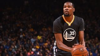 Kevin Durant's Best of the 2016-2017 Regular Season