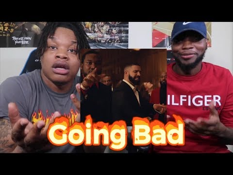 Meek Mill - Going Bad feat. Drake (Official Video) - REACTION