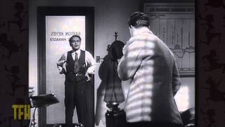Josh Olson on DOUBLE INDEMNITY HD