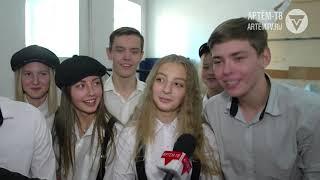 Школьная лига КВН одна четвертая - День 2-й