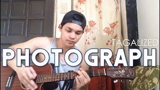 Photograph (Ed Sheeran) Tagalog Version (Litrato) by Arron Cadawas