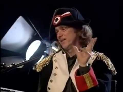 Helge Schneider spielt Napoleon