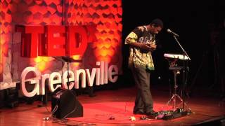 Kevin Spears KalimbaMan - Master Kalimba Player Performs at Prestigious TED-X