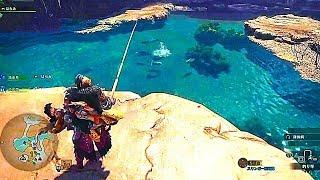Monster Hunter World - 150 Minutes of Gameplay Demo (PS4, XBOX ONE, PC) Developer Walkthrough 2017