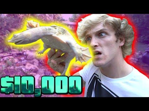 RELEASING MY $10,000 ALBINO TURTLE!