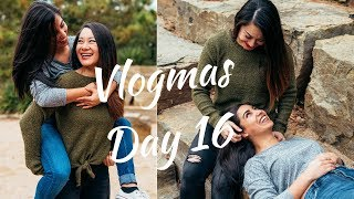 Couple Photo Shoot | Vlogmas