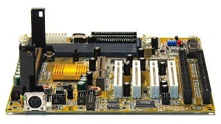 PC Motherboard Evolution