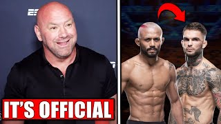 BREAKING! Cody Garbrandt vs Figueiredo for 125 title, Cejudo reacts, Corey Anderson goes to Bellator
