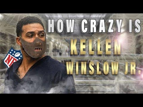 Just HOW DEMENTED is Former NFL Stud Kellen Winslow Jr?