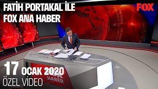 Doğa'da yüzler gülecek mi? 17 Ocak 2020 Fatih Portakal ile FOX Ana Haber