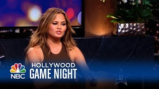 John Legend and Chrissy Teigen Rock How Do You Doo? - Hollywood Game Night (Episode Highlight)
