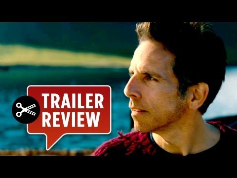 Instant Trailer Review - The Secret Life of Walter Mitty (2013) - Ben Stiller Movie HD