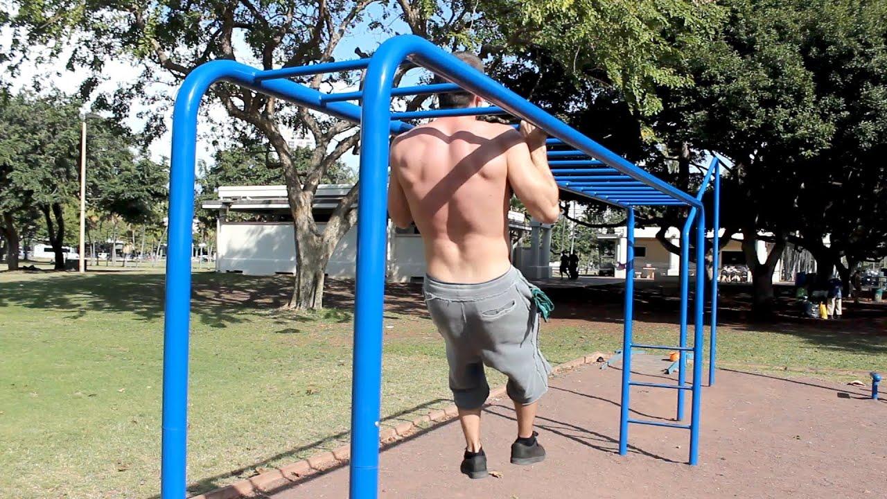 Playground Workout Beginner