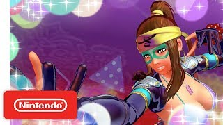 SNK HEROINES Tag Team Frenzy - Features Trailer - Nintendo Switch