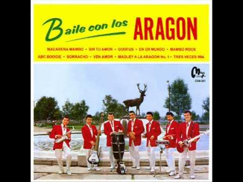 LOS  ARAGON - MACARENA  MAMBO.wmv