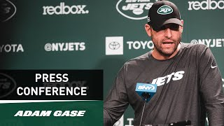 Adam Gase Press Conference (8/12) | New York Jets Training Camp | NFL