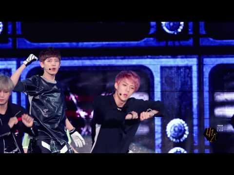 EXO SEHUN / 으르렁 Growl - 2013080304