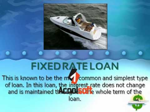 How to Attain Good Boat loans