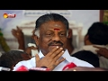 O Panneerselvam Lacks the Numbers |..