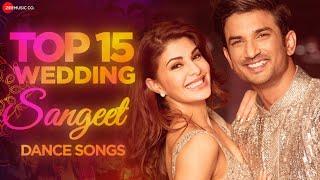 Top 15 Wedding Sangeet Dance Songs Video HD