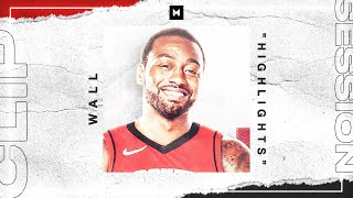 John Wall Welcome to HOUSTON Highlights! | CLIP SESSION