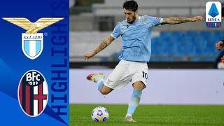 Lazio 2-1 Bologna | Immobile Seals Lazio Win Despite Late Bologna Goal | Serie A TIM