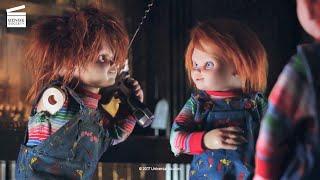 Cult of Chucky: Triple Chucky HD CLIP