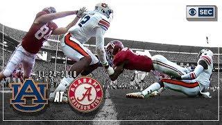 Auburn vs. Alabama 2018: Tua scores 6 TD