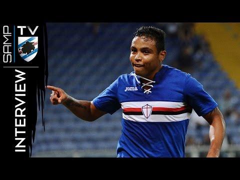 Sampdoria-Bassano, Muriel: «Sono felice e mi diverto»