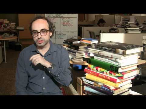 Gary Shteyngart on