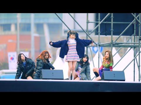 Dark Ver. (Red Velvet )레드벨벳_러시안 룰렛 (Russian Roulette) 리허설 [4k Fancam/직캠]