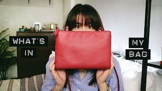 👜UPDATED WHAT'S IN MY BAG! 👜 | Karla Aguas