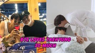 How BTS loves KIM TAEHYUNG