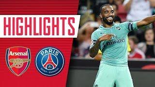 GOAL FEST! | FULL Highlights of Arsenal v PSG 5-1