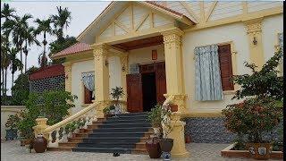 Nhà đẹp | Nhà cấp 4 mái thái đẹp nhất nhì H. Thủy Nguyên Tp. Hải Phòng
