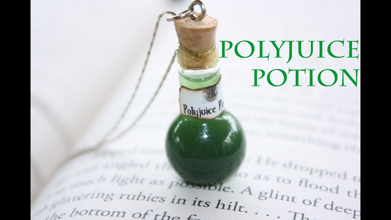 Harry Potter Bathroom Accessories Polyjuice Harry Potter Potion Ep 2 Bottle Jar Charm