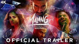 Official Trailer: Malang- Aditya Roy Kapur, Disha Patani, ..