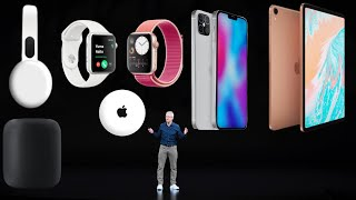 "Apple's Massive Product Launch - New 10.8"" iPad Air, iPhone 12, Apple Watch Series 6, and More!"