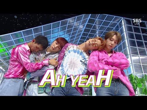 WINNER - 'AH YEAH(아예)' 0519 SBS Inkigayo
