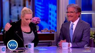 Geraldo Rivera Talks Allegation He Groped Bette Midler